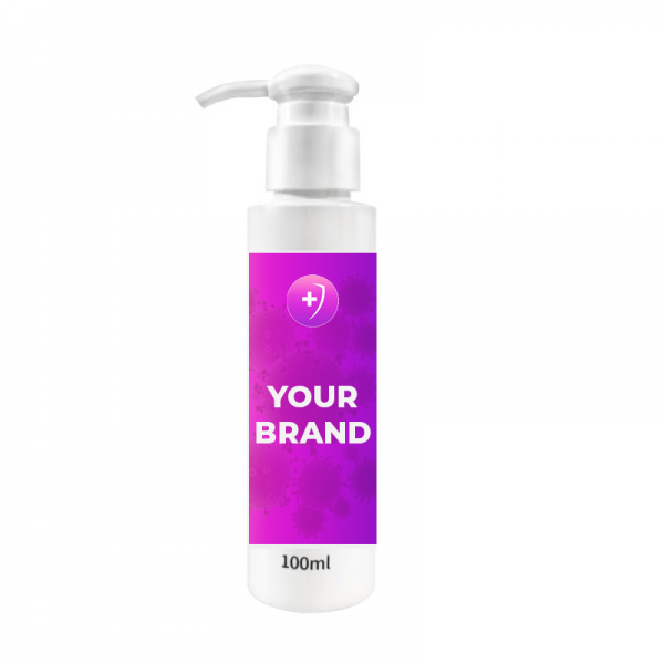 Custom Branded Sanitizer